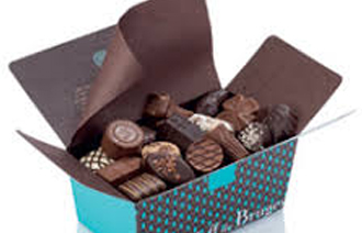 Chocolates case